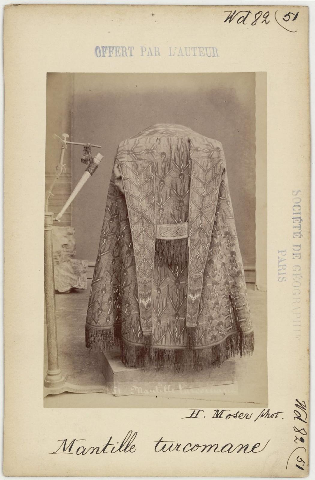 51. Туркменский халат