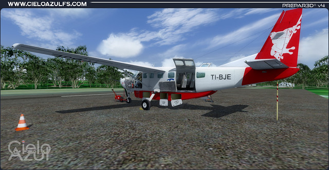TAC Airlines (TI-BJE) v1.0