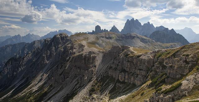 Monte de le Cianpedele