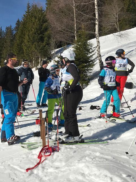Skirennen 2019
