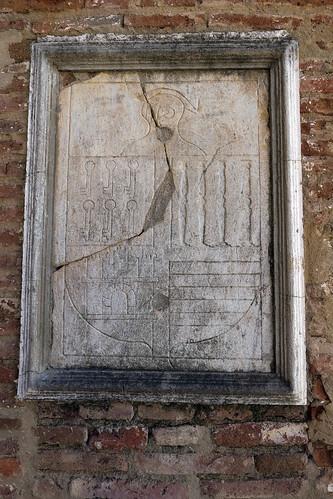 Jabugo escudo de piedra / Stone shield