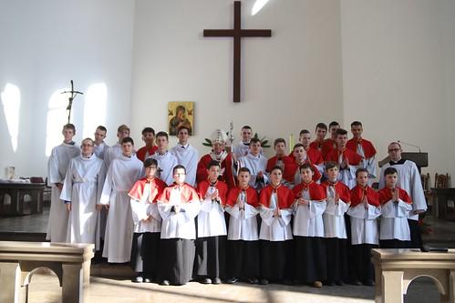 Bierzmowanie w Parafii św. Jana Pawła II w Krzeszowicach | Abp Marek Jędraszewski, 2.03.2019