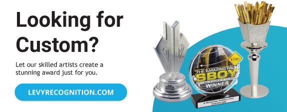 Looking for Stunning Custom Awards?