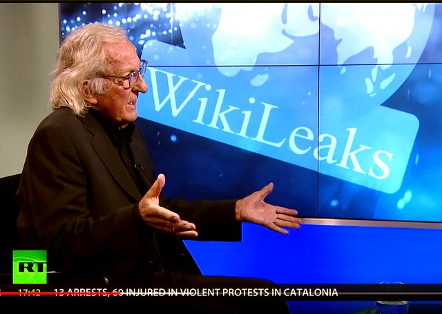 John Pilger: William Blum Was One Of The Great American Renegades