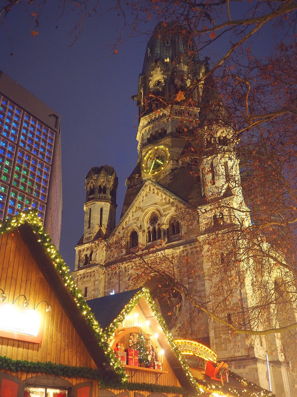 keisari vilhelmin muistokirkko Breitscheidplatz