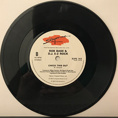 ROB BASE & DJ E-Z ROCK:JOY AND PAIN(RECORD SIDE-B)