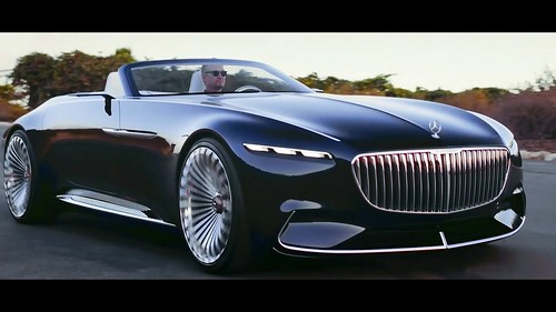 Video Mercedes-Maybach 6 Cabriolet