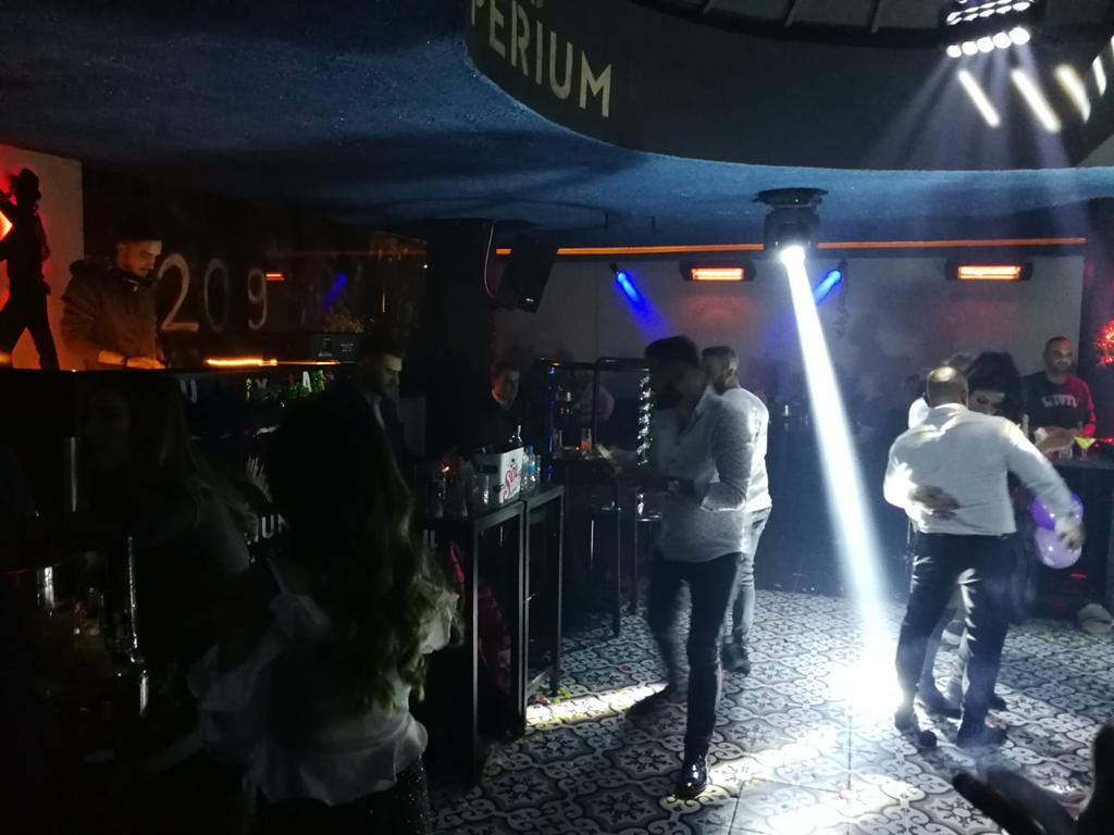 Club Imperium Doğukan Manço ile açılıyor