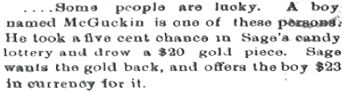 City and Suburban News - March 1, 1875