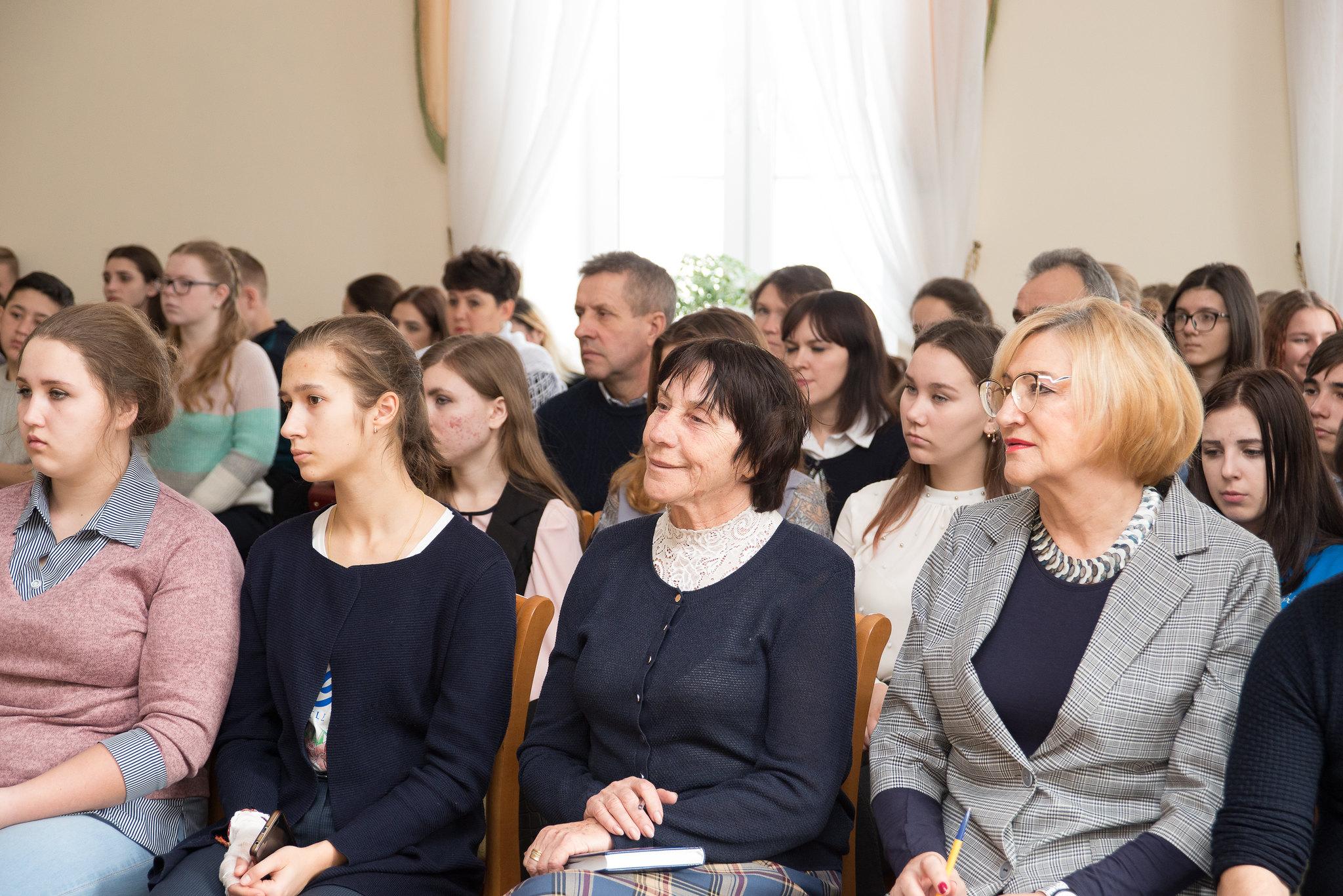 Научная конференция в Тарханах 8 февраля 2019 года. Рассматривались научно-исследовательские работы, тематика которых отразила основные направления работы музея