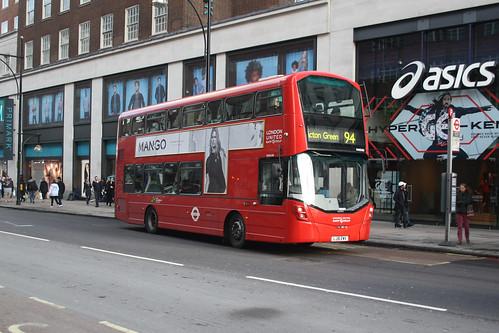 London United VH45196 LJ16EWV