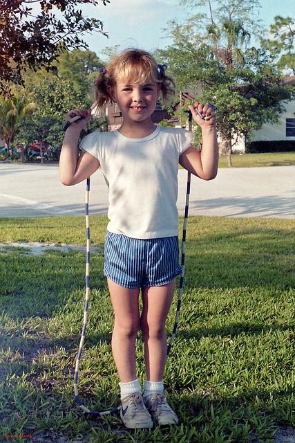 Neighborhood Girl, 1983