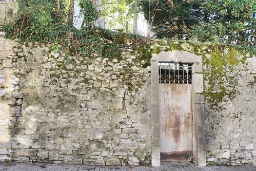 La puerta del misterio