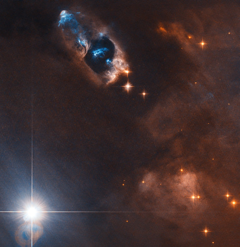 Hubble Captures Smoking Gun of a Newborn Star | by NASA Goddard Photo and Video