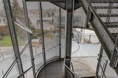 11-Escalier extérieur espace Oméga