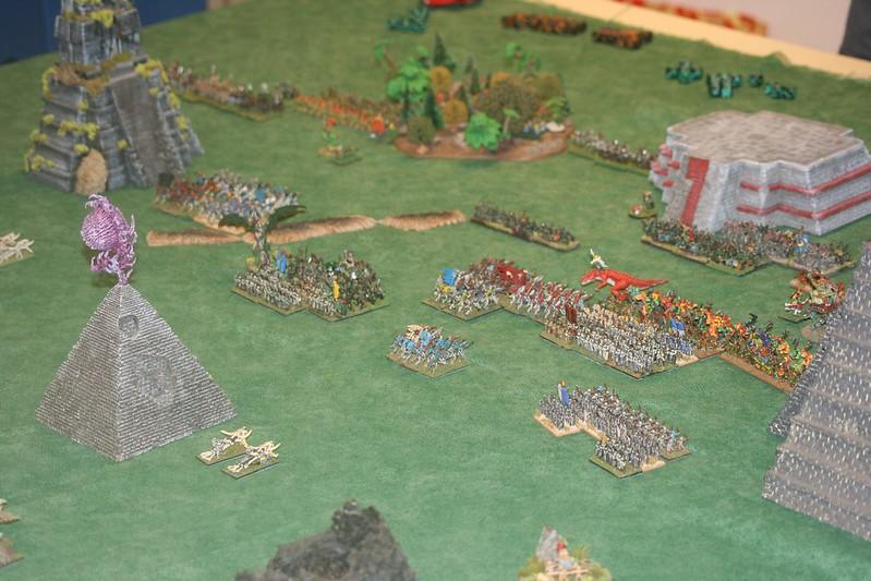 [4000 - Orcs+HL vs Khemri] La bataille des pyramides noires 46466197185_92ba5bd82d_c