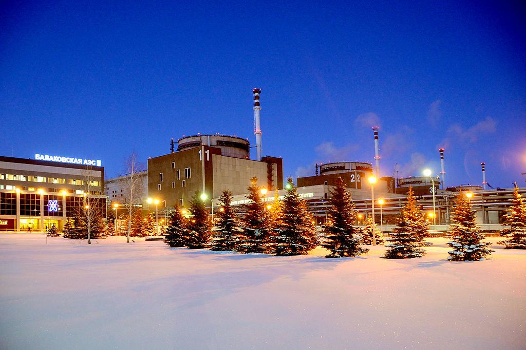 1 Балаковская АЭС