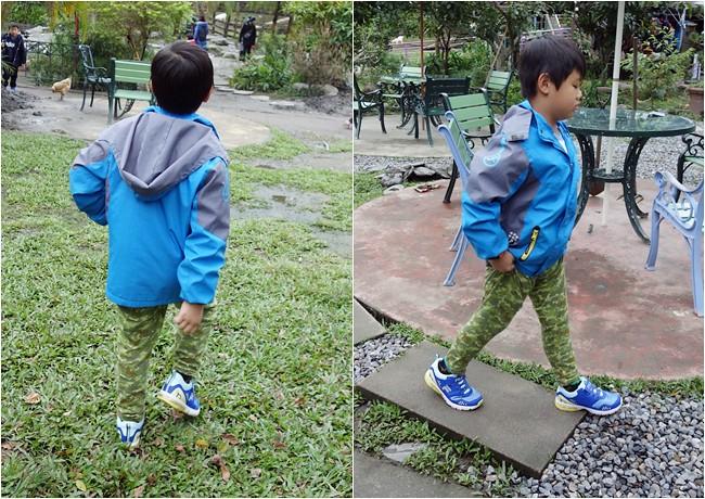 FILA 兒童氣墊慢跑鞋 足弓支撐鞋墊 (11)