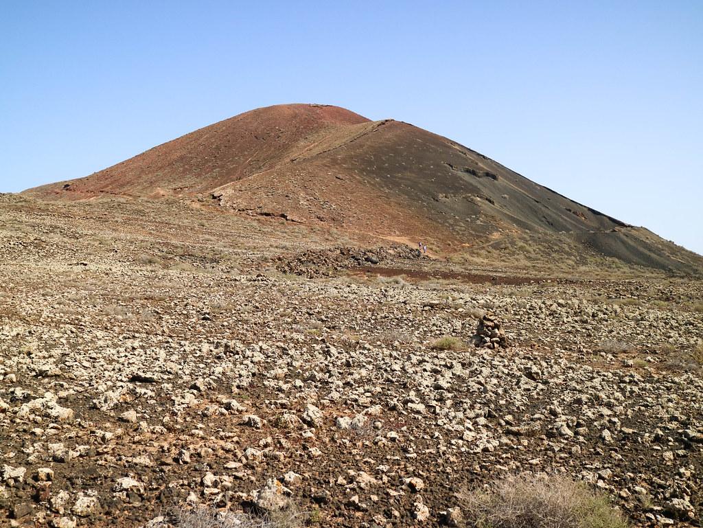 Montaña Colorada