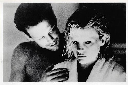 Kim Basinger and Mickey Rourke, Nine and a half Weeks (1986)