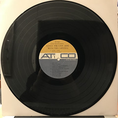 THE CAPITOLS:DANCE THE COOL JERK WITH THE CAPITOLS(RECORD SIDE-A)