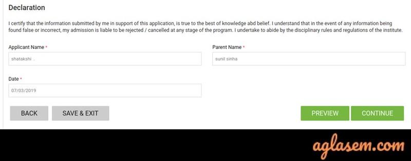 JECRC University 2020 Application Form