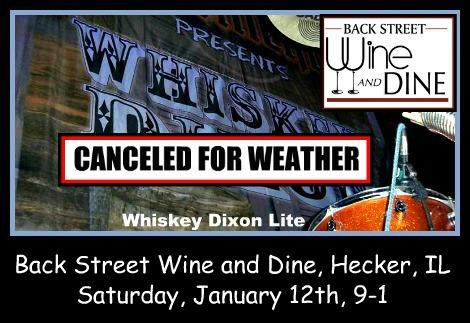 Whiskey Dixon Lite 1-12-19