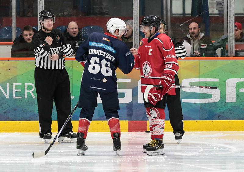 LL-B 18/19 Eisbären Juniors vs. FASS Berlin