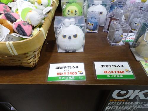 掛川 花鳥園 フクロウ お土産