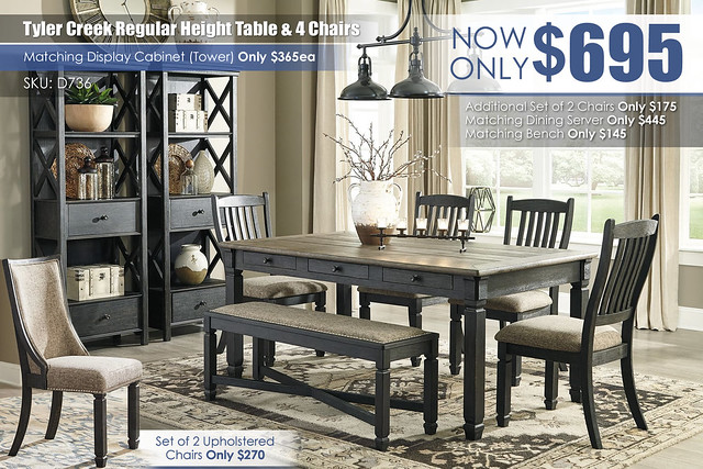 Tyler Creek Regular Dining Set D736_updated