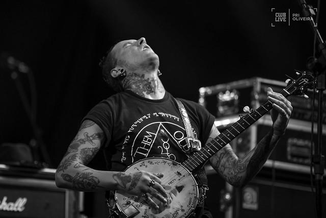 Hillbilly Rawhide - Live Curitiba - 09/02/2019