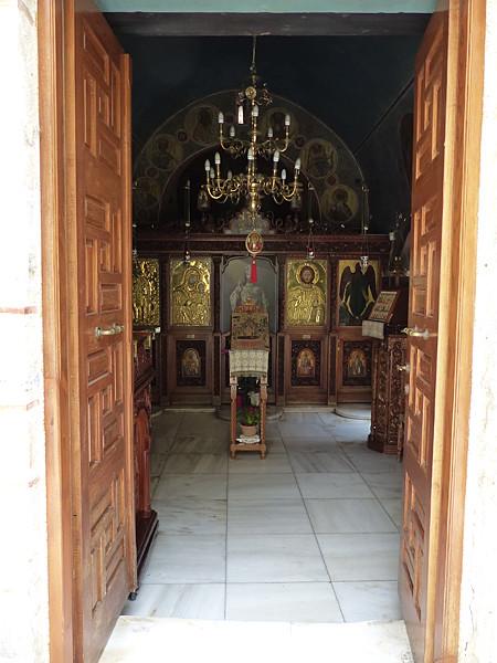 iconostase athenes