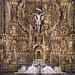 La Cartuja de Miraflores II. El retablo