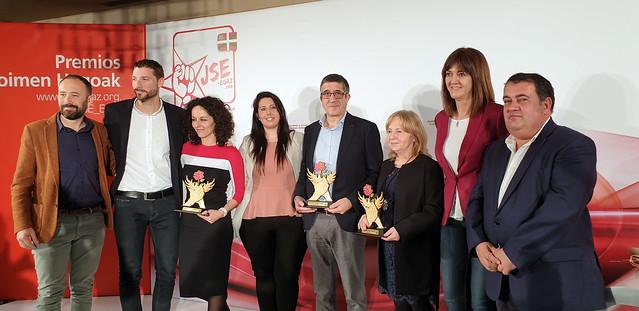 Premios Oroimen Hegoak