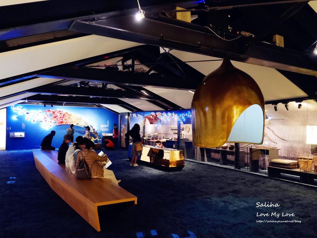 台北車站附近景點推薦雨天親子好玩去處台灣博物館土銀展示館展覽 (1)