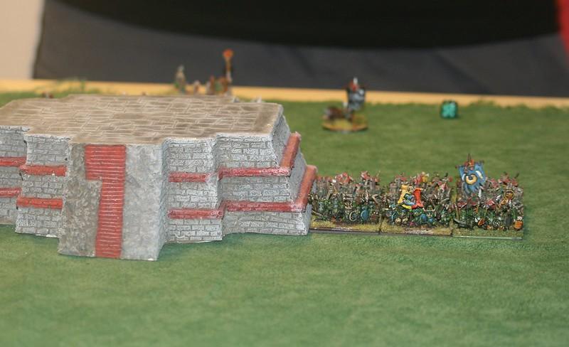 [4000 - Orcs+HL vs Khemri] La bataille des pyramides noires 47328343592_61e5cee0e3_c