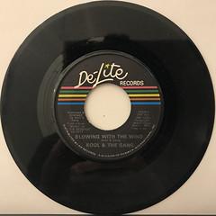 KOOL & THE GANG:FUNKY GRANNY(RECORD SIDE-B)