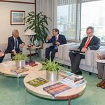 AIIB President visits ADB
