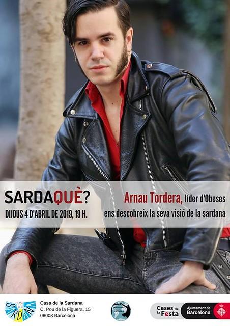 SARDA QUE - Arnau Tordera