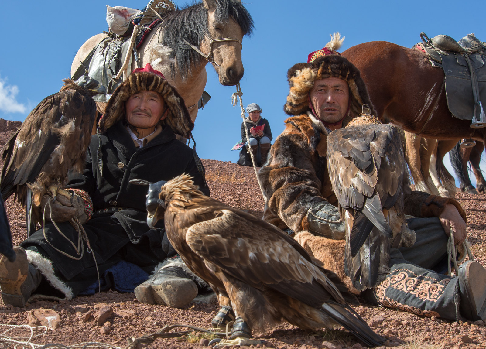 Overland Discovery with Golden Eagle Hunting Festival