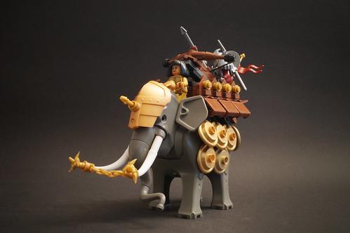 Ballista war elephant