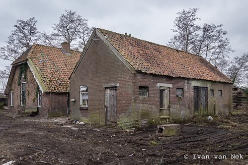 Palissaden, Hooglanderveen