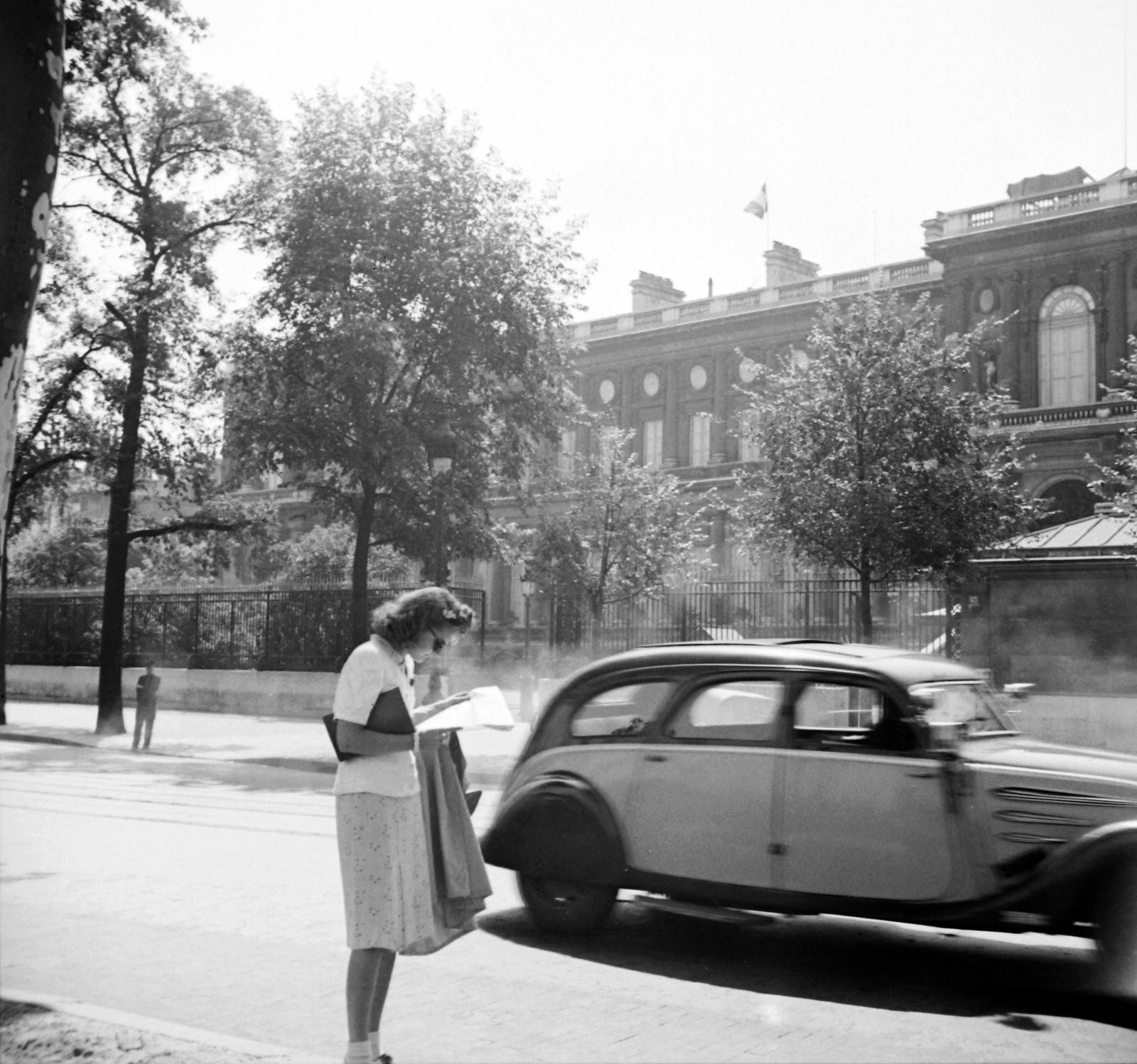 1939. Набережная Орсе, Министерство иностранных дел Франции