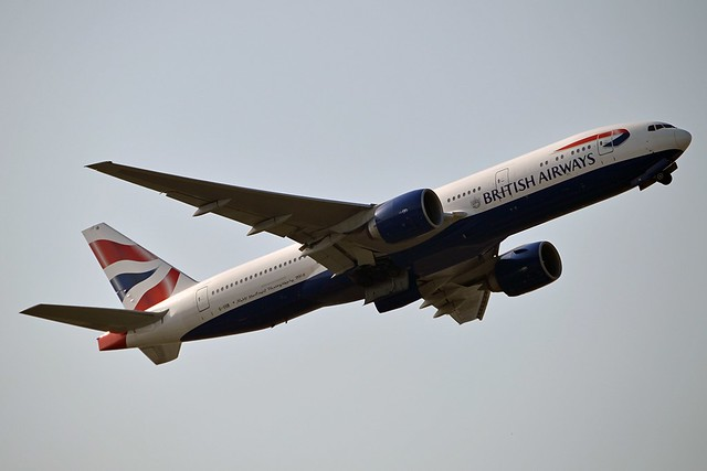 British Airways G-VIIB Boeing 777-236ER cn/27484-49 @ EGLL / LHR 26-05-2018