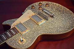 2012 Edwards E-LP-108SD Silver Sparkle