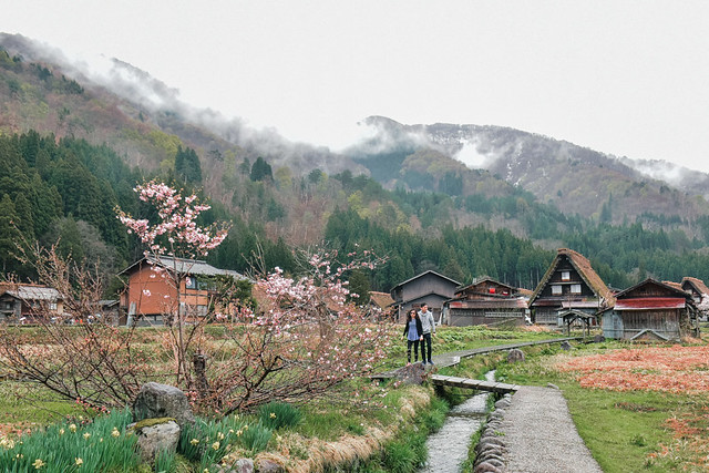 shirakawago day tour itinerary