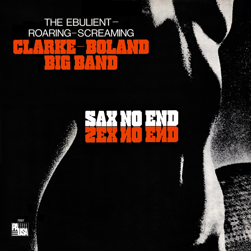 Clarke-Boland Big Band – Sax No End