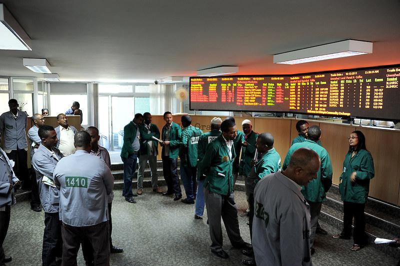 Ethiopia commodity Exchange.