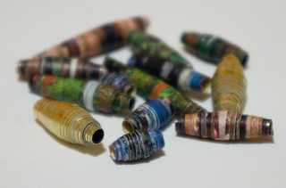 Paper Beads Step 6 | by owntwohands