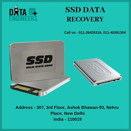 Data Engineers - SSD Data recovery